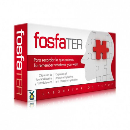 TEGOR FOSFATER 40CAP