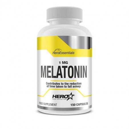 HEROTECH MELATONIN 150 CAP
