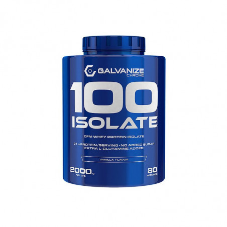 GALVANIZE NUTRITION 100 ISOLATE 2 KG