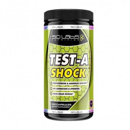 TEST-A SHOCK 120 CAP