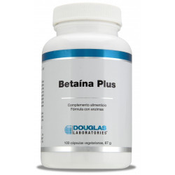 BETAÍNA PLUS 100 CAPS
