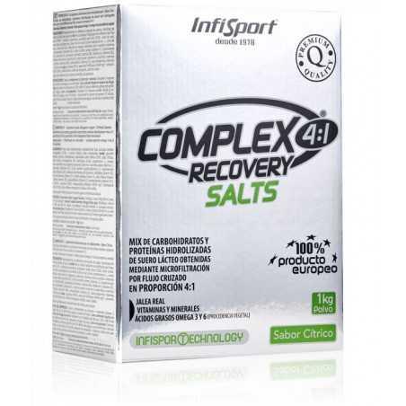 INFISPORT COMPLEX 4:1® RECOVERY SALTS 1 KG