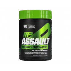 ASSAULT ENERGY + ENDURANCE...