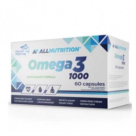 ALL NUTRITION OMEGA 3 1000 60 CAP
