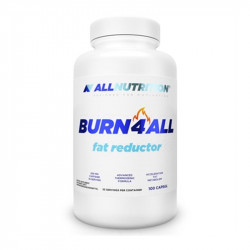 ALL NUTRITION BURN4ALL 100 CAP
