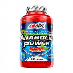 AMIX ANABOLIC POWER 200 CAPS