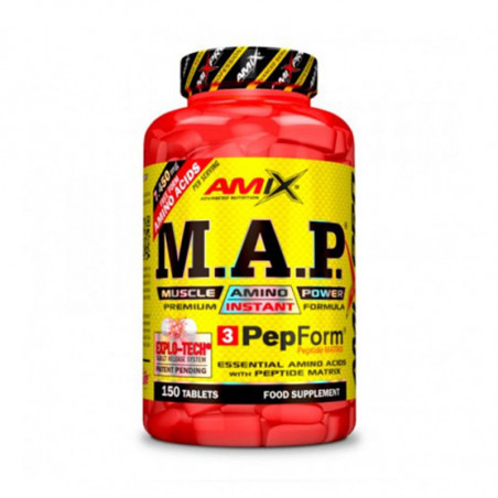 AMIX M.A.P MUSCLE AMINO POWER 150 TAB