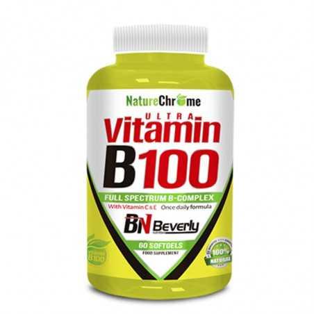BEVERLY NUTRITION VITAMIN B100 60 CAPS