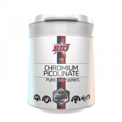 BIG CHROMIUM PICOLINATE 90 CAP