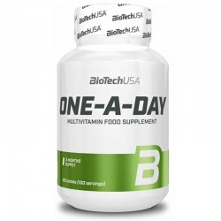 BIOTECHUSA ONE-A-DAY 100 TAB