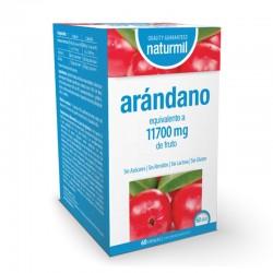 NATURMIL ARANDANO 60 CAP