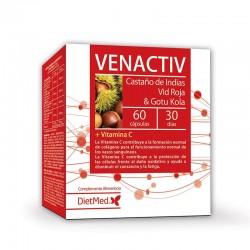 DIETMED VENACTIV 60 CAP