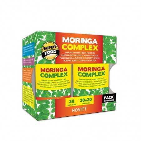 DIETMED MORINGA COMPLEX 30+30 CAPS