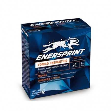 DIETMED ENERSPRINT 20 SHOTS