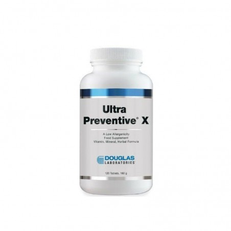 DOUGLAS LABORATORIES ULTRA PREVENTIVE X 120 COMP
