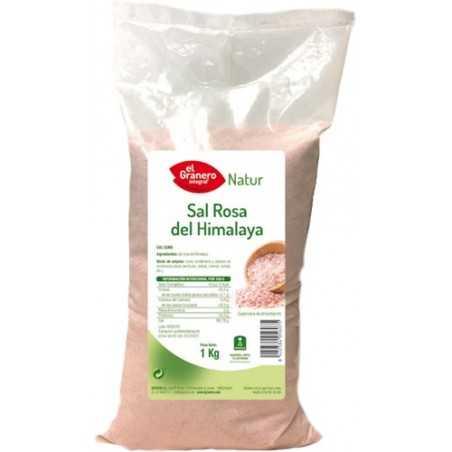 EL GRANERO SAL ROSA DEL HIMALAYA 1 KG