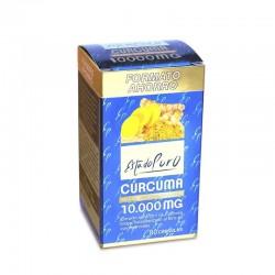 ESTADO PURO CURCUMA 10.000 MG 80 CAP (FORMATO AHORRO)