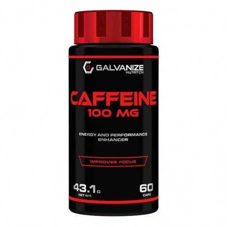 GALVANIZE NUTRITION CAFFEINE 60 CAP