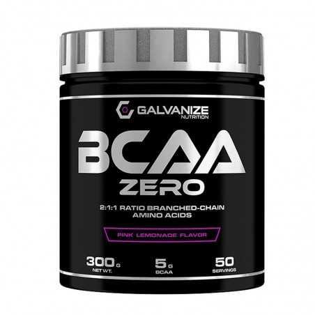 GALVANIZE NUTRITION BCAA ZERO 300 GR