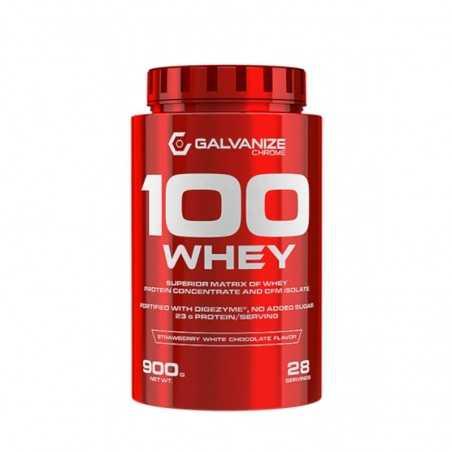 GALVANIZE NUTRITION 100 WHEY 900 GR