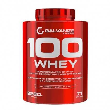 GALVANIZE NUTRITION 100 WHEY 2280 GR