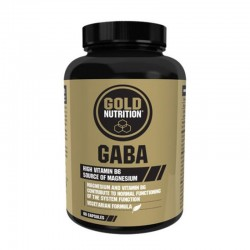GOLD NUTRITION GABA 60 CAPS