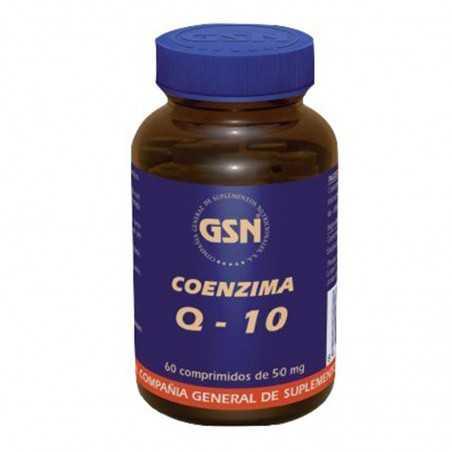 GSN Q10 60 COMP (50 MG)