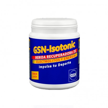GSN ISOTONIC 500 GRS