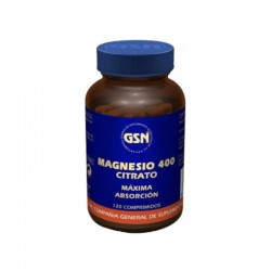 GSN MAGNESIO 400 CITRATO...