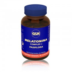 GSN MELATONINA 120 COMP