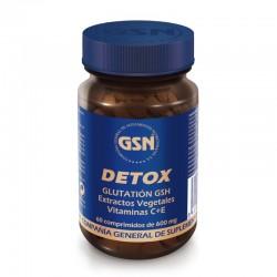 GSN DETOX 60 COMP