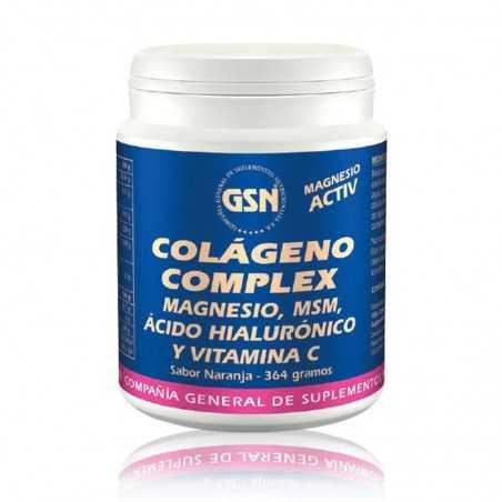 GSN COLÁGENO COMPLEX 364 GR