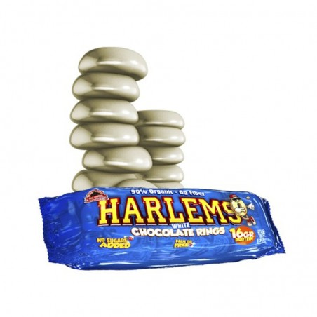 MAX PROTEIN HARLEMS WHITE CHOCOLATE 110 GR