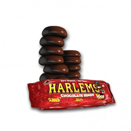 MAX PROTEIN HARLEMS DARK CHOCOLATE 110 GR
