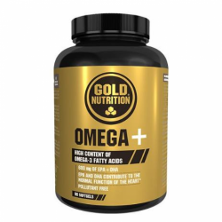 GOLD NUTRITION OMEGA+ 90 CAPS