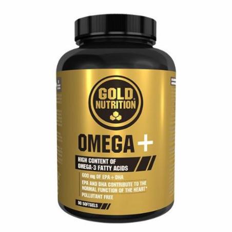 GOLD NUTRITION OMEGA+ 90 CAPS