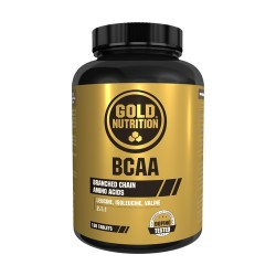 GOLD NUTRITION BCAA 180 TAB