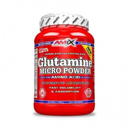 AMIX GLUTAMINE MICRO POWDER 1 KG