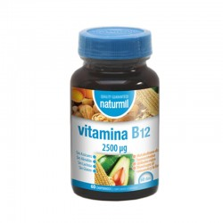 NATURMIL VITAMINA B12 60 COMP