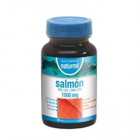 NATURMIL SALMON 45 CAPS. (1000 MG)