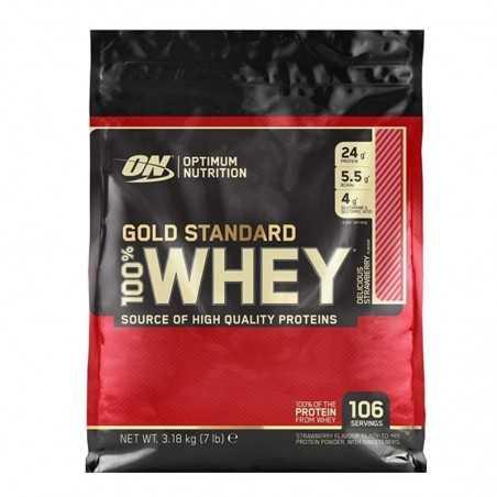 OPTIMUM NUTRITION 100% WHEY GOLD STANDARD 7 LBS (3.160 GR)