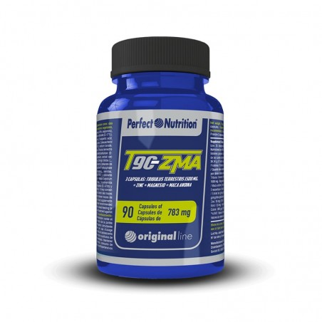 PERFECT NUTRITION T90-ZMA 90 CAPS