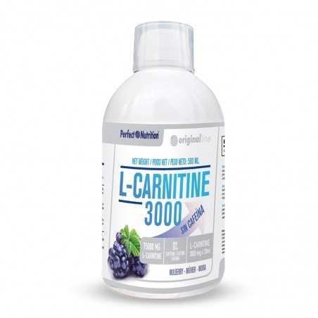 PERFECT NUTRITION L-CARNITINE 3000 500 ML