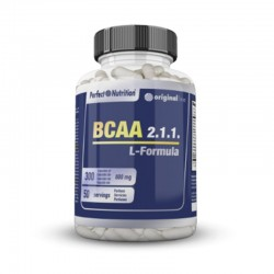 PERFECT NUTRITION BCAA 2.1.1 300 CAPS