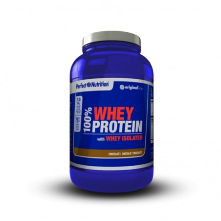 PERFECT NUTRITION 100% WHEY PROTEIN 2 LBS