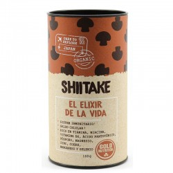 GOLD NUTRITION SHIITAKE 100 GR