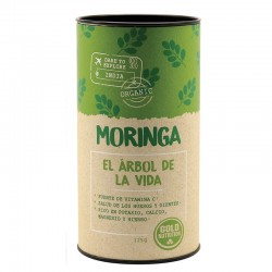 GOLD NUTRITION MORINGA 125 GR