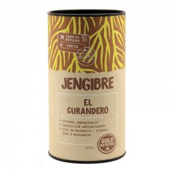 GOLD NUTRITION JENGIBRE 125 GR