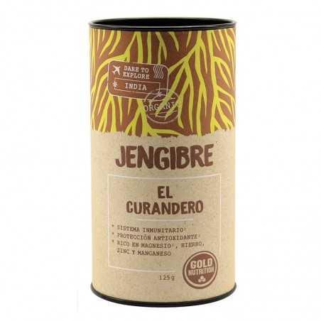 GOLD NUTRITION JENGIBRE 125 GR