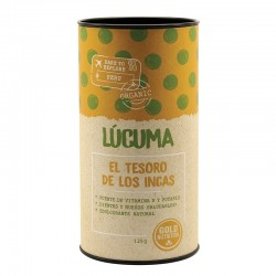 GOLD NUTRITION LÚCUMA 125GR